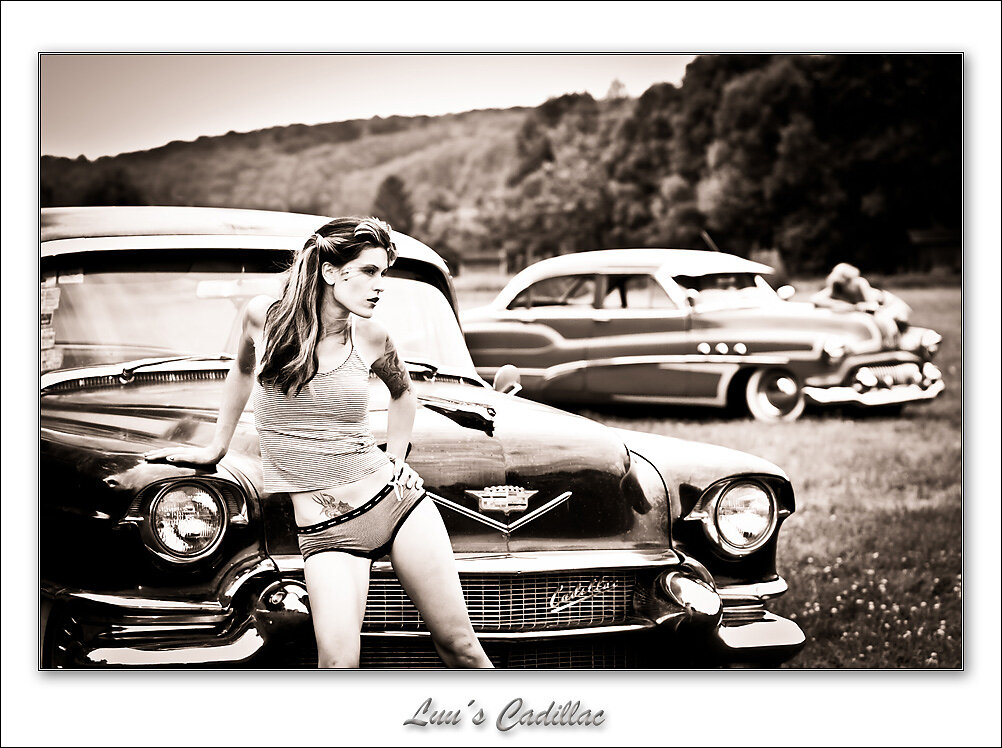 Luu´s Cadillac