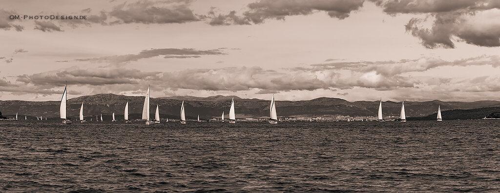 Sailing - Kroatien